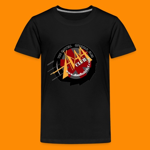 AD4x4 Logo - Kids' Premium T-Shirt
