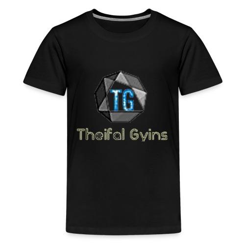 3 - Kids' Premium T-Shirt