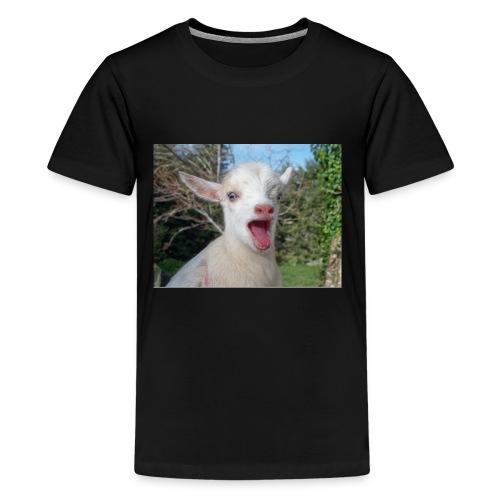 B4FC1F60 2864 4130 8964 CE1B24D63D5C - Kids' Premium T-Shirt