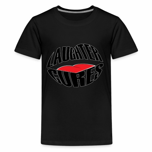 laughterBIG - Kids' Premium T-Shirt