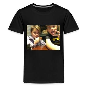 The two amigos - Kids' Premium T-Shirt