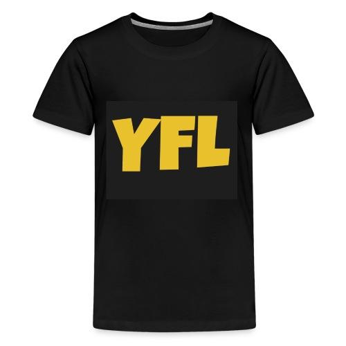 YoungForLife cloths - Kids' Premium T-Shirt