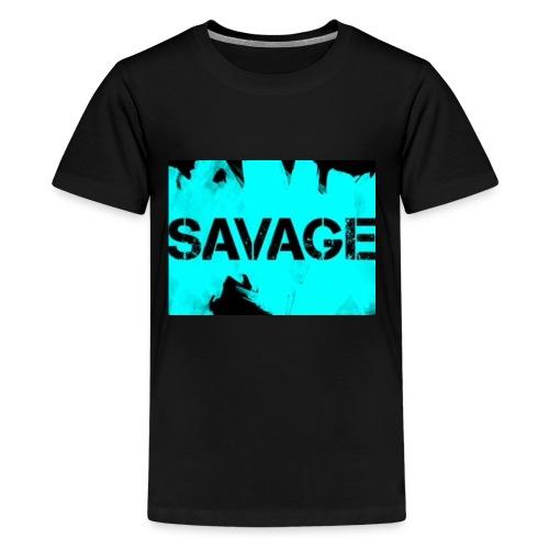 Pros savage merch - Kids' Premium T-Shirt