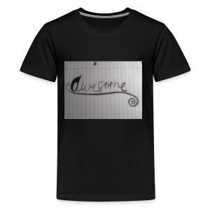 awesome - Kids' Premium T-Shirt