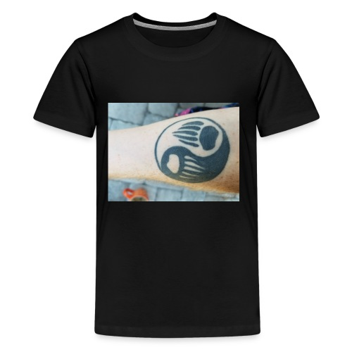 Bare arm - Kids' Premium T-Shirt