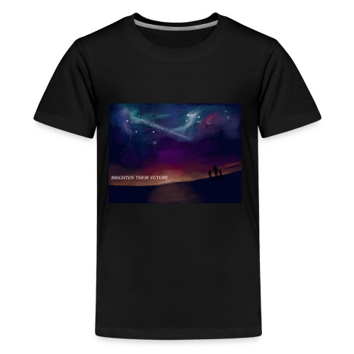 BRIGHTEN THERE FUTURE - Kids' Premium T-Shirt