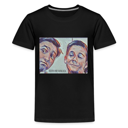Barçatiers shirt - Kids' Premium T-Shirt