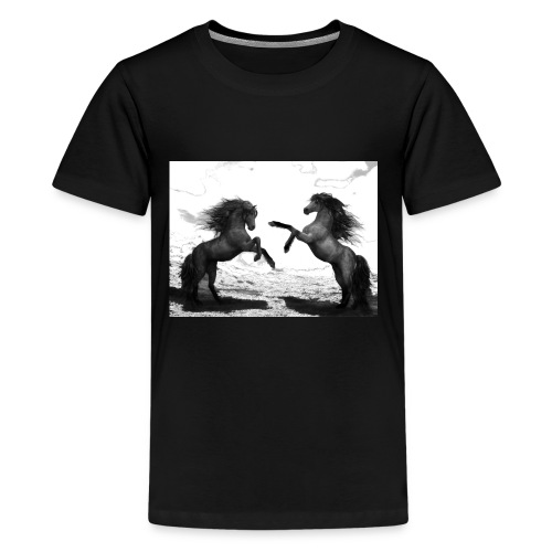 horses 2 - Kids' Premium T-Shirt