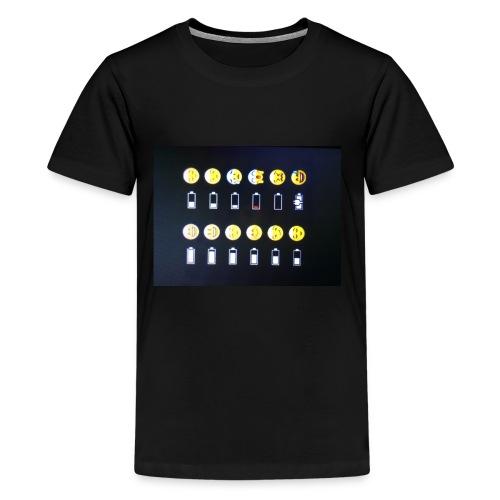 Battery life !?!!! - Kids' Premium T-Shirt