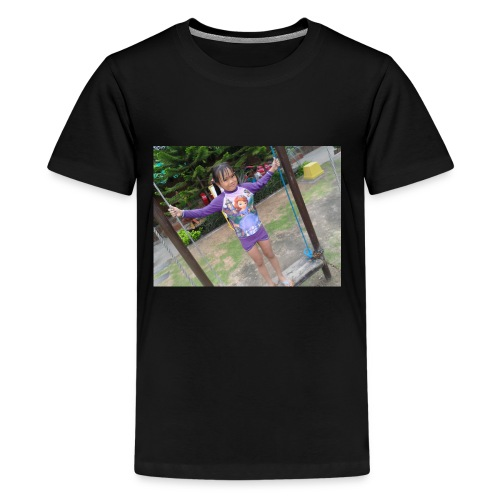 IMG 20170819 151052 - Kids' Premium T-Shirt