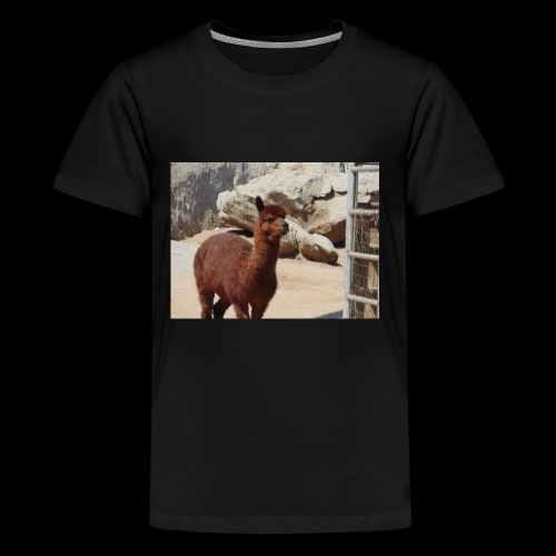 Alpaca - Kids' Premium T-Shirt