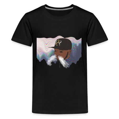 Hustle Vision Design - Kids' Premium T-Shirt
