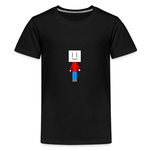 Squarehead - Kids' Premium T-Shirt