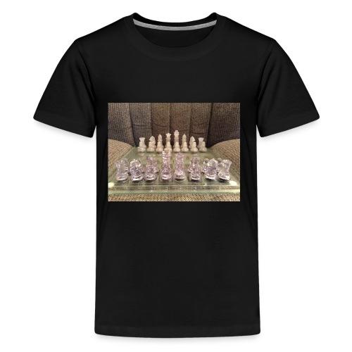 Chess bord - Kids' Premium T-Shirt