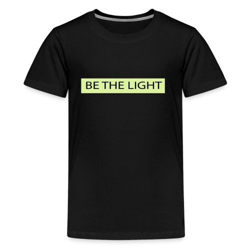 Be the light - Kids' Premium T-Shirt
