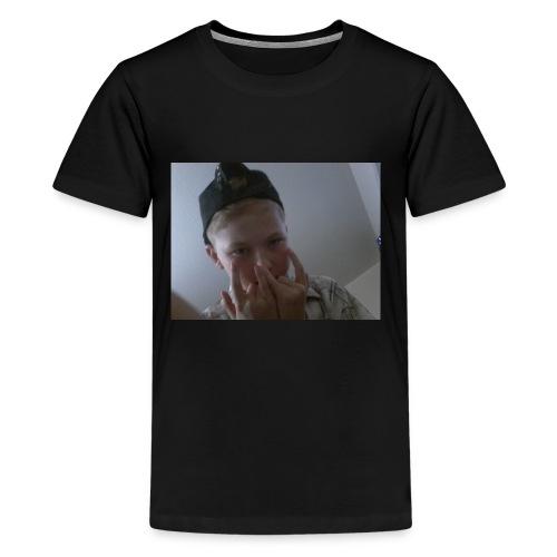 Fresh logo - Kids' Premium T-Shirt