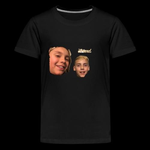 Faces - Kids' Premium T-Shirt