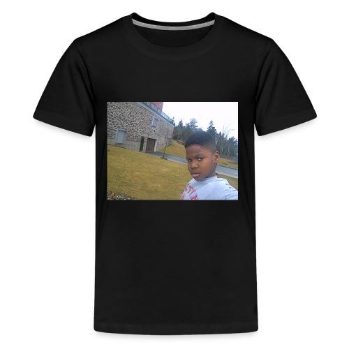 HANIEL Byoutube comeELLE 007 - Kids' Premium T-Shirt