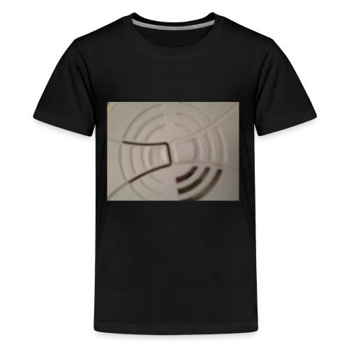 Smoke detector shirts - Kids' Premium T-Shirt