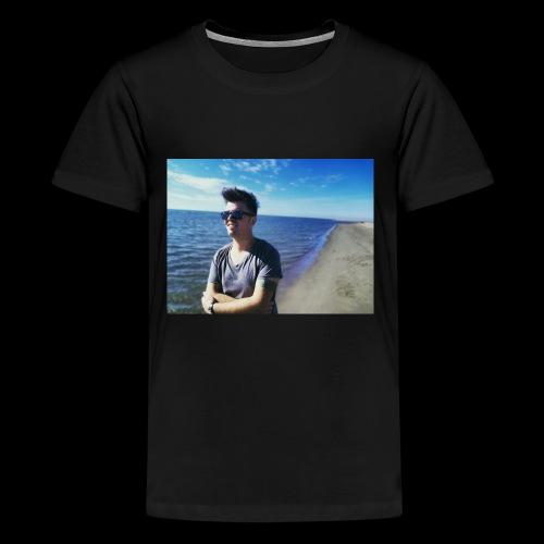 Point Blur Feb212018 111739 - Kids' Premium T-Shirt
