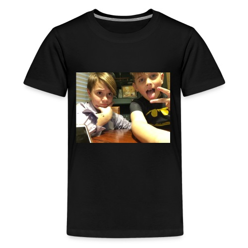The two amigos - Kids' Premium T-Shirt