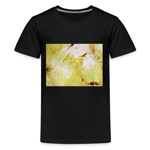 Summer Grass - Kids' Premium T-Shirt