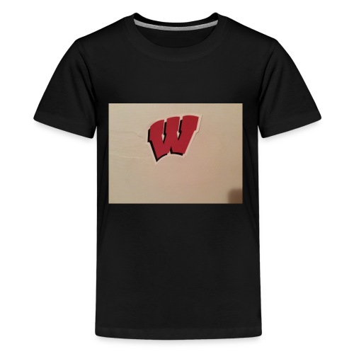 Wisconsin badgers - Kids' Premium T-Shirt