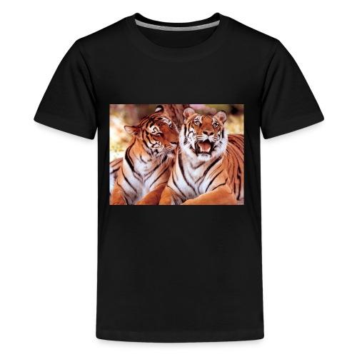 Tigers HD - Kids' Premium T-Shirt