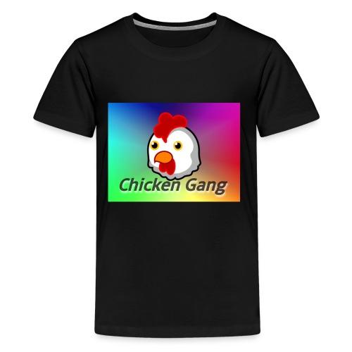 Chicken gang - Kids' Premium T-Shirt