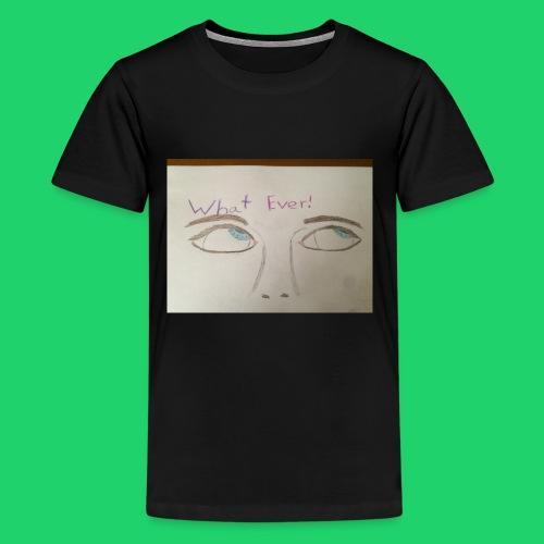 What ever - Kids' Premium T-Shirt
