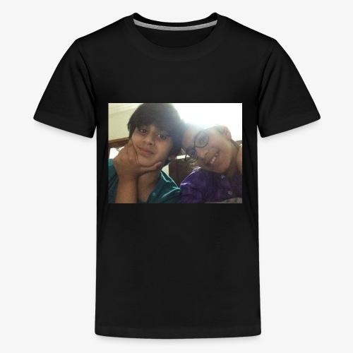 Shahzaib Saleh - Kids' Premium T-Shirt