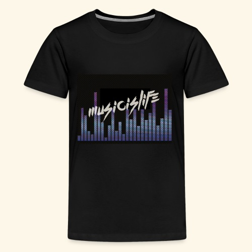 860AF9AC 8366 431C B846 C617A9968B99 - Kids' Premium T-Shirt