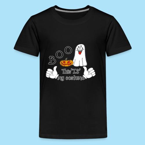 Boo This is My Costume - Kids' Premium T-Shirt