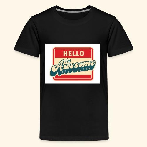 im awesome - Kids' Premium T-Shirt