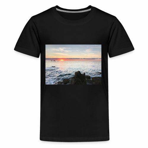 The French Sea - Kids' Premium T-Shirt
