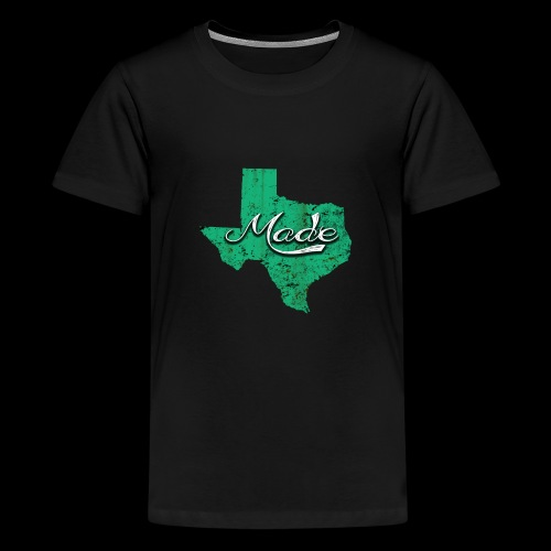 Texas Made - Kids' Premium T-Shirt