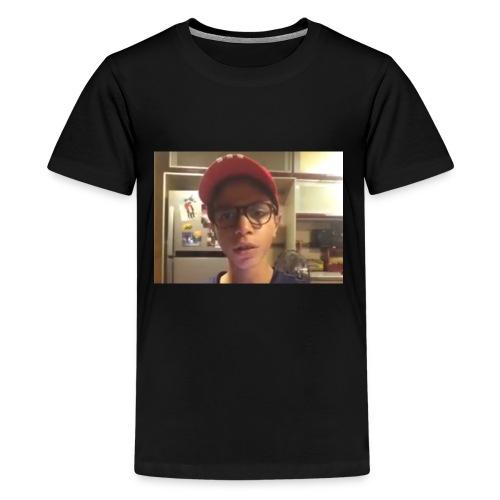 Yousef tube sucks! - Kids' Premium T-Shirt