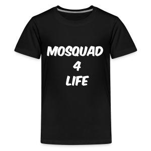 Mosquad t-shirt - Kids' Premium T-Shirt