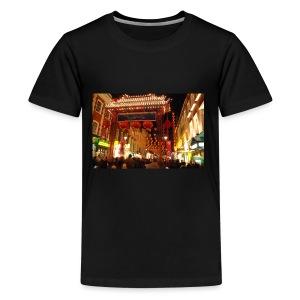 CNY Nights - Kids' Premium T-Shirt
