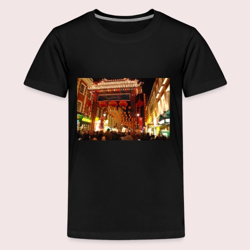 CNY Nights - Kids' Premium T-Shirt