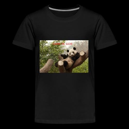 cool panda - Kids' Premium T-Shirt