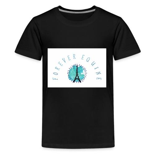 Forever Equine - Kids' Premium T-Shirt
