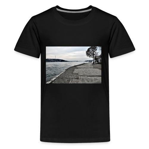 Bosphorus Strait T-shirt - Kids' Premium T-Shirt