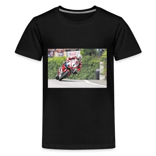 isle of man tt - Kids' Premium T-Shirt