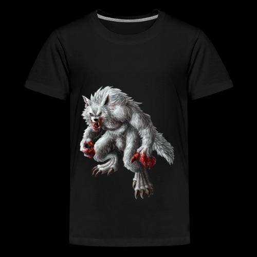 WerewolfGaming - Kids' Premium T-Shirt