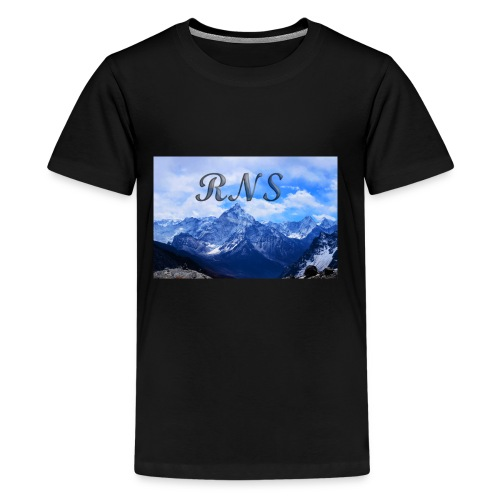 RNS in the clouds - Kids' Premium T-Shirt