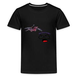 Confused - Kids' Premium T-Shirt
