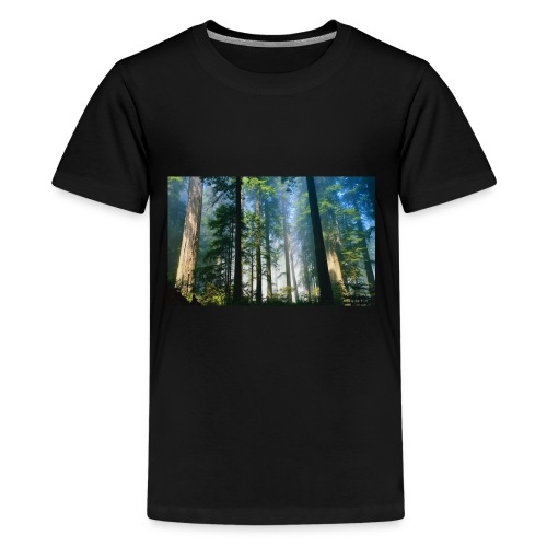 Redwood Forest LGLT - Kids' Premium T-Shirt