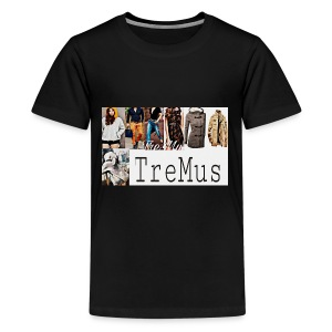 TreMus Fashion DesignDesign - Kids' Premium T-Shirt