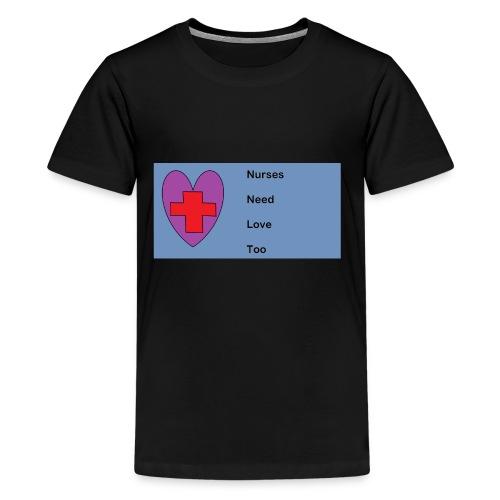 nurses - Kids' Premium T-Shirt